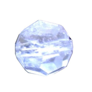 Brazilian Quartz 12mm Clear Rock Crystal Bead with Hole Through
