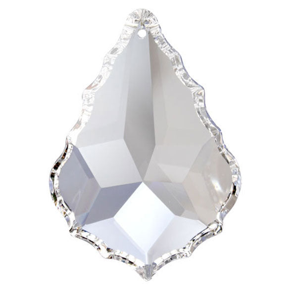 Swarovski Spectra crystal 114mm (4.25 in.) Clear Faceted Prism Pendeloque