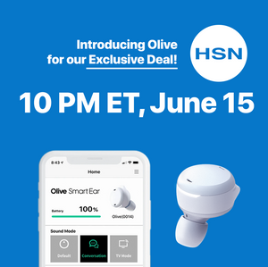 Olive X HSN Airing (June/15th 10pm ET)