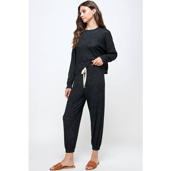 Two Piece Loungewear Set
