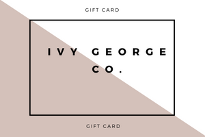 Ivy George Gift Card