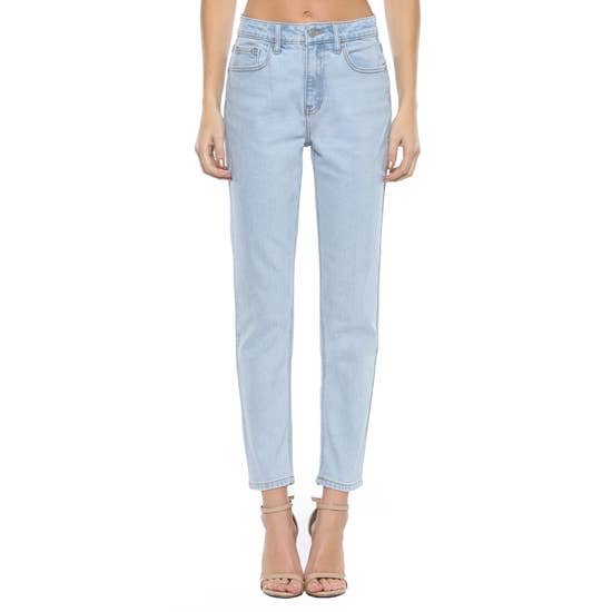 Denim Straight Leg Jean