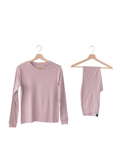 Loungewear Set | Mauve