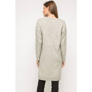 Luxe Sweater Dress