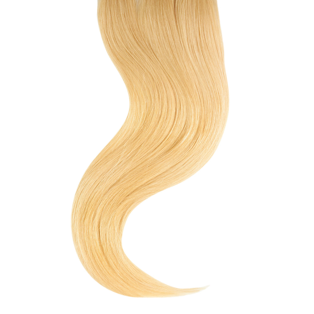 "Tape In Natural Hair Extensions. BARCELÓ Professional Tape-In 18"" -   Tape-In 24"" NATURAL GOLDEN #25 Natural Straight Hair Extensions. USA NEXT WORKING DAY DELIVERY ..."