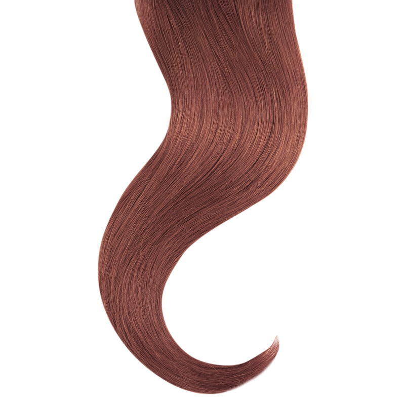 "Tape In Natural Hair Extensions. BARCELÓ Professional Tape-In 18"" -   Tape-In 24"" FANCY GINGER #27S Natural Straight Hair Extensions. USA NEXT WORKING DAY DELIVERY ..."