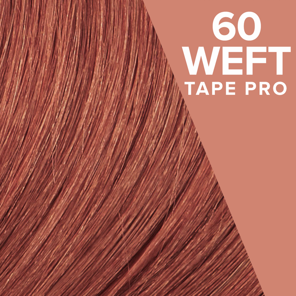 Fancy Ginger (27S) Pack 60 Tape Wefts