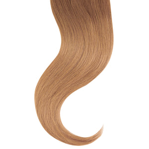 "Tape In Natural Hair Extensions. BARCELÓ Professional Tape-In 18"" -   Tape-In 24"" Natural Golden Blonde #9Natural Straight Hair Extensions. USA NEXT WORKING DAY DELIVERY ..."