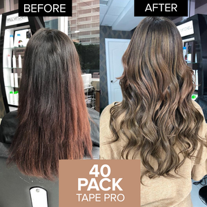 Chocolate Dip Ombré (2/6) Pack 40 Tape Wefts