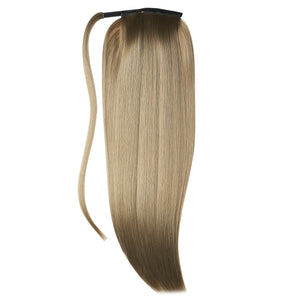 Dark Ash Blonde - Synthetic Pony Tail
