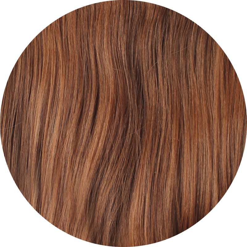 Magic Synthetic Clip in Hair Extensions Fancy Ginger (#30)