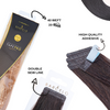 Ash Brown (12) Pack 60 Tape Wefts