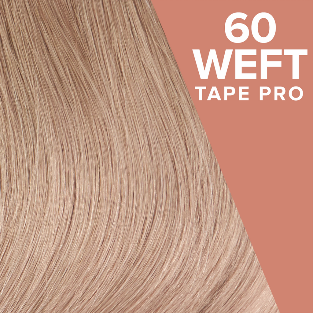 Silver Pack 60 Tape Wefts