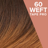 Chocolate Dip Ombré (2/6) Pack 60 Tape Wefts