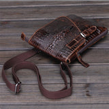 Men Alligator Pattern Messenger Bag - Les Bijouteries Ladies Fashion, Online Fashion, Dresses, Dresses Online, New Trends, Party Dresses, Maxi Dresses, Club Dresses, Office Dresses, Street Style, Girls Dresses, Womens Fashion, Fashion USA, Hot Fashion, Sexy Dresses - 4