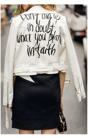 Good Faith Biker Jacket