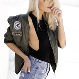 Fly Girl Padded Army Bomber Jacket- Ladies Fashion, Online Fashion, Dresses, Dresses Online, New Trends, Party Dresses, Maxi Dresses, Club Dresses, Office Dresses, Street Style, Girls Dresses Les Bijouteries