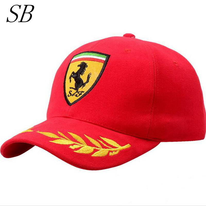 World Champinship Formula 1 Racing Ferari Baseball Cap - Les Bijouteries Ladies Fashion, Online Fashion, Dresses, Dresses Online, New Trends, Party Dresses, Maxi Dresses, Club Dresses, Office Dresses, Street Style, Girls Dresses, Womens Fashion, Fashion USA, Hot Fashion, Sexy Dresses - 2