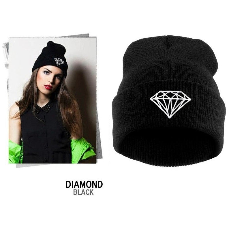 VOGUE Diamond Bad Hair Day Beanies - Les Bijouteries Ladies Fashion, Online Fashion, Dresses, Dresses Online, New Trends, Party Dresses, Maxi Dresses, Club Dresses, Office Dresses, Street Style, Girls Dresses, Womens Fashion, Fashion USA, Hot Fashion, Sexy Dresses - 6