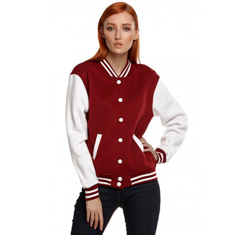 Girl Team Baseball Bomber Jacket | Les Bijouteries