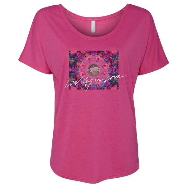 KALEIDOSCOPE LADIES T-SHIRT
