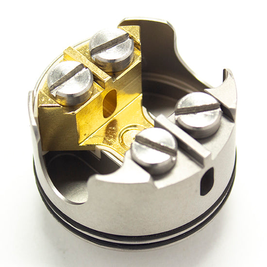 Legacy RDA GOLD Edition - HUSSAR VAPES
