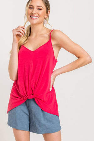 Basic Knot Cami Top