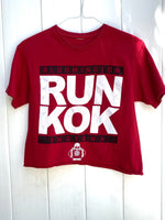 Blooming Indiana RUN KOK Tee
