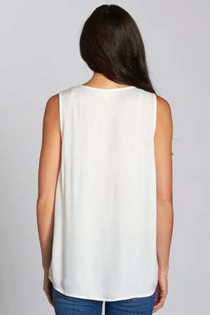 Blush Boutique - Contrast Yoke Tank