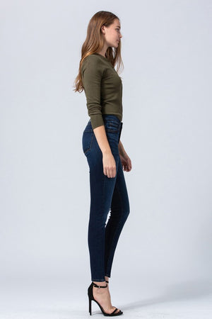 Blush Boutique - Mid-Rise Skinny