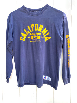 California Berkeley Blue Long Sleeve