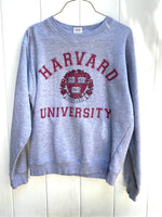 Harvard Grey Sweatshirt