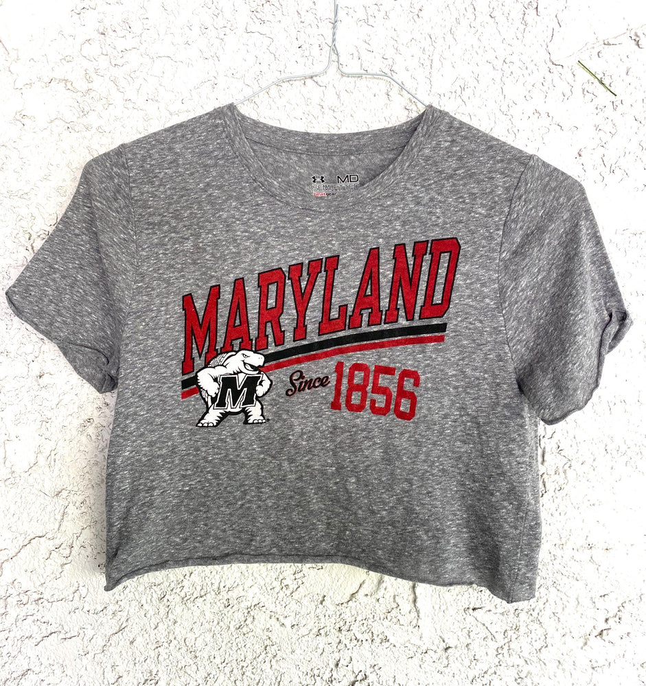 Maryland Cropped Tee