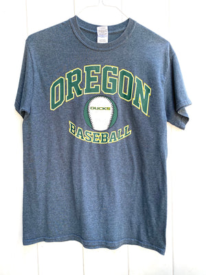 Oregon Baseball Tee