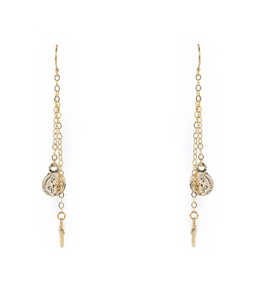 A Marie Saint Earrings