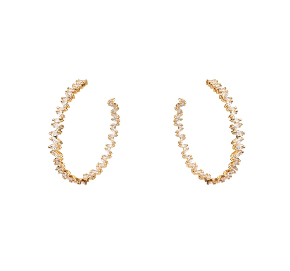 A Marie Shine Earrings