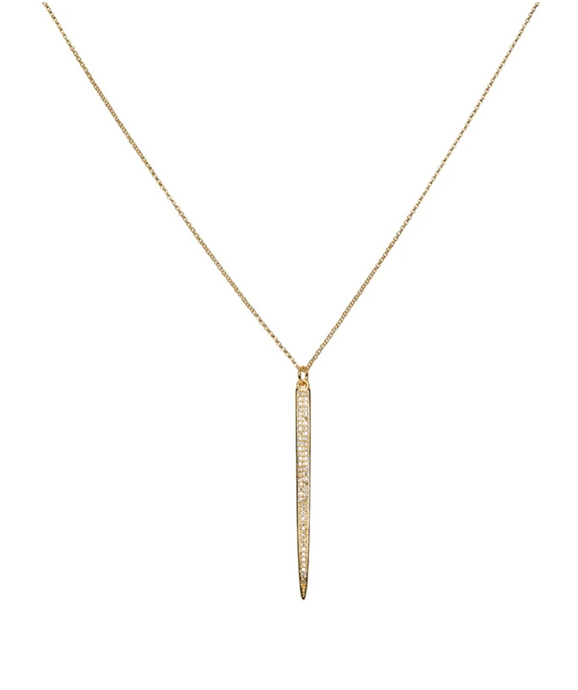 A Marie Spike Necklace