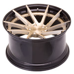 YP 3.2 Forged | Royal Gold/Gloss Black Lip - Boden Visuals
