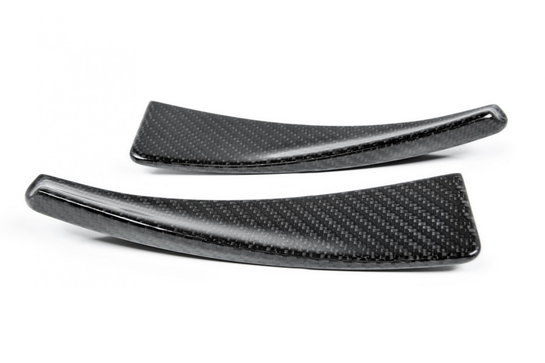 3DDesign Carbon Frontlippe Set für BMW F87 M2 - Boden Visuals
