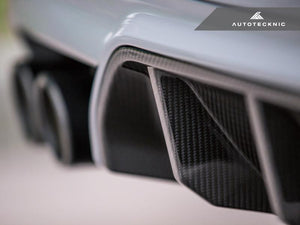 AutoTecknic Dry Carbon Competition Heckdiffusor F90 M5 - Boden Visuals