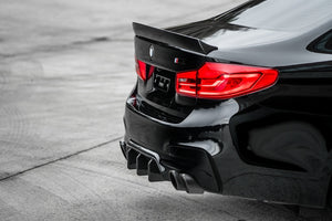 Mode Carbon TROPHY TRUNK SPOILER BMW M5 F90 - Boden Visuals