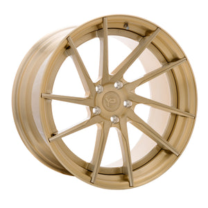 YIDO PERFORMANCE WHEELS | YP 3.2 FORGED | GOLD DIGGER EDITION - Boden Visuals