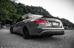 Mode Carbon BOOTLID SPOILER Mercedes-Benz W212 E63 AMG - Boden Visuals