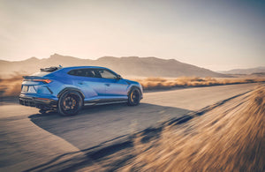 RYFT LAMBORGHINI URUS FIRST EDITION TITAN PERFORMANCE ABGASANLAGE - Boden Visuals