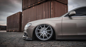 YIDO PERFORMANCE WHEELS | YP1 TALIA | SILBER - Boden Visuals