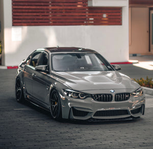 Mode Carbon GTS FRONT SPOILER FORGED CARBON BMW M3 F80 M4 F82 - Boden Visuals