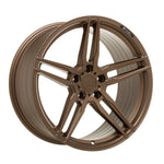 YIDO PERFORMANCE WHEELS | YP-FF1 FLOWFORGED | MATT BRONZE - Boden Visuals