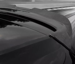 BODEN VISUALS VOLKSWAGEN GOLF MK7 GTI CARBON DACHSPOILER - Boden Visuals