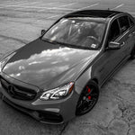 Mode Carbon CARBON FIBER MIRROR HOUSINGS Mercedes-Benz W212 E63 AMG - Boden Visuals