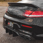 Mode Carbon BOOTLID SPOILER Mercedes-Benz C205 C63(S) AMG - Boden Visuals